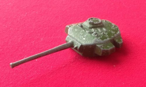 Dinky Toys 651 - Original - Centurion Tank Complete Turret with Barrel